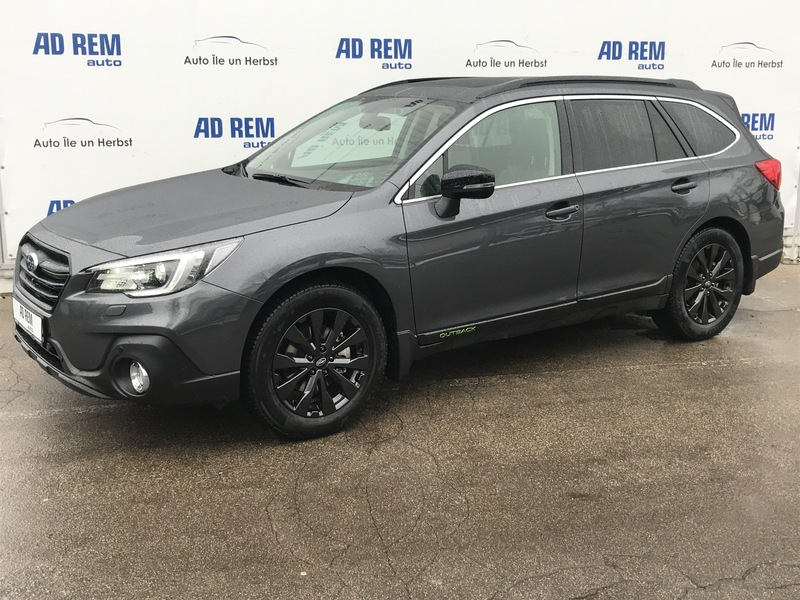 Subaru Outback Northern Lights Limited Edition